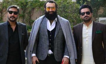 'Ertugrul's' Abdur Rehman Alp, Celal Al, is spending a wonderful time in Pakistan