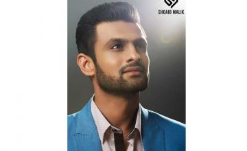 Shoaib Malik survives a horrific accident as his sports car slams into a truck in Lahore