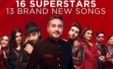 Our favourite stars turn singers for 'Kashmir Beats'