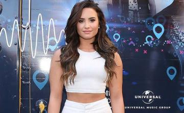 Demi Lovato is recording something special after the storming of U.S. Capitol