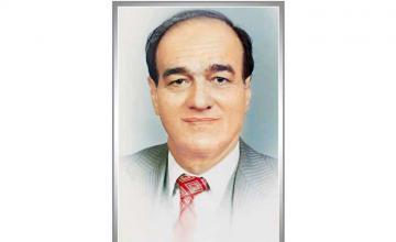 Mir Khalil-ur-Rahman - The conscience of a crusader