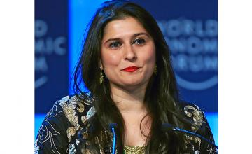 Sharmeen Obaid Chinoy features on the list of the most prolific Asian movie directors