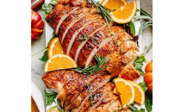 Oven-ready Turkey