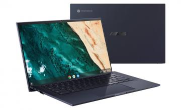The new Asus Chromebook CX9 offers military-grade durability