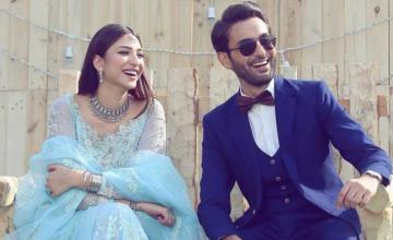 Ramsha Khan and Affan Waheed to star in an upcoming comedy drama