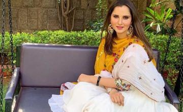 Sania Mirza recalls her 'scary' coronavirus journey