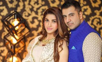 Sana Fakhar clapped back at critics of her PDA photos with husband