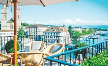 Storchen Zurich - Lifestyle boutique Hotel Zurich, Switzerland