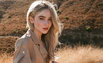Sabrina Carpenter dropped a new song amid love triangle rumours