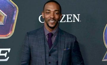 Anthony Mackie responds to rumours of taking over as Captain America