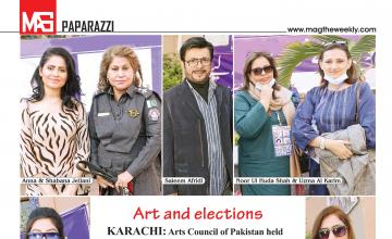 Art and elections