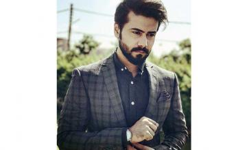 Actor Ali Abbas tests positive for Covid-19, requests for prayers