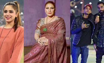 Pakistan Super League 6 anthem features veteran singer Naseebo Lal and Aima Baig