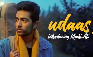 Sajjad Ali's son steps into the world of music with debut single 'Udaas'