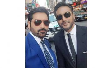 Humayun Saeed and Adnan Sidddiqui to share screen yet again