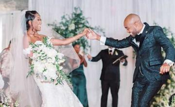 Frontline worker gets free fairytale wedding from two dozen vendors