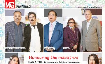 Honouring the maestros
