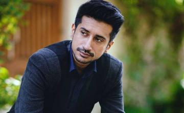Director Asim Abbasi's upcoming project is a web series about children