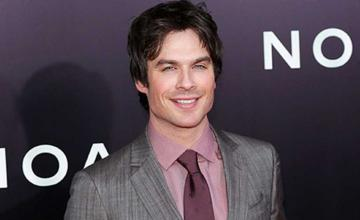 Ian Somerhalder thinks a Vampire Diaries reboot is out of question