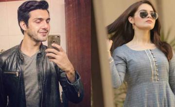 Minal Khan got engaged to beau Ahsan Mohsin Ikram