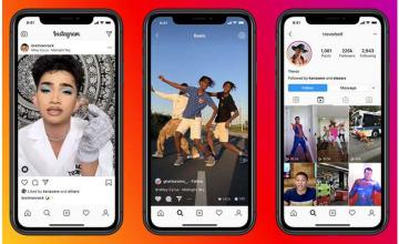 The algorithm won't promote Reels that have a TikTok watermark, says Instagram