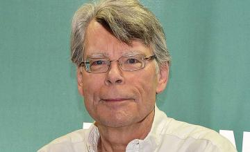 Stephen King helps elementary school students publish books they've written with $6.5K donation