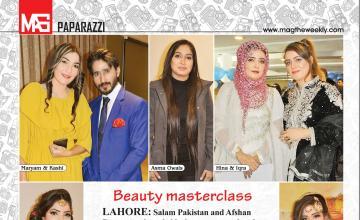 Beauty masterclass