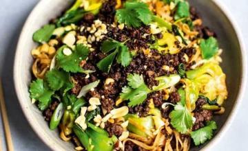 Sichuan Beef Noodles