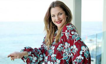 Drew Barrymore candidly shares she's never done anything to her face