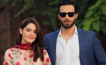 Emmad Irfani and Minal Khan to share screen space again for a telefilm