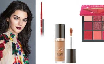 The Red Eye Shadow Trend