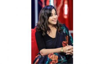 Singer and actress Komal Rizvi is returning to the television industry