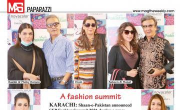 A fashion summit