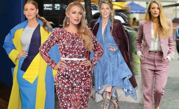 Blake Lively – 4 important fashion lessons from our all-time style crush