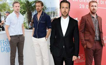 Ryan Gosling: Get sartorially schooled by cinema's modern-day King of Cool