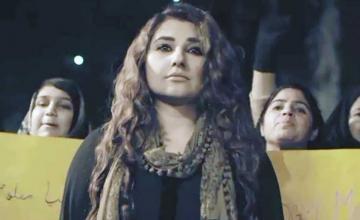 Javeria Saud and Alyy Khan's 'Aurat Gardi' is a web-series based on Aurat March