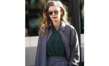 Gigi Hadid returns to the runway six months after giving birth