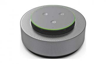 Microsoft's new Intelligent Speakers delivered their promised future meeting room