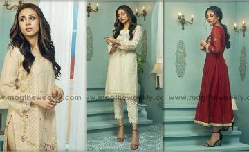 Mashal Khan - A sneak peek into the fashionistas lookbook