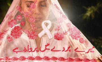 Ali Xeeshan continues his philanthropic efforts with new campaign, 'Parday Mein Parwah'