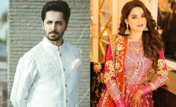 Danish Taimoor and Minal Khan might be the new pair for an upcoming drama