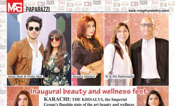 Inaugural beauty and wellness fest