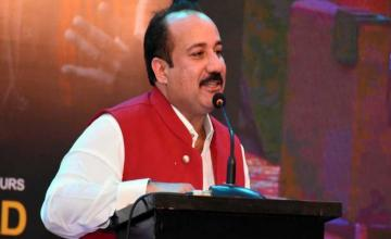 Rahat Fateh Ali Khan awarded with Lifetime Achievement Award