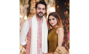 Aima Baig is now engaged to her longtime beau Shahbaz Shigri