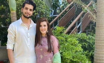 Singer Abdullah Qureshi and wife welcome their first born to the world