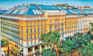 Grand Hotel Wien Vienna, Austria