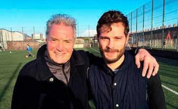 Jamie Dornan's father passed away at 73 after contracting COVID-19