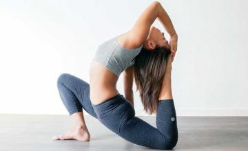5 simple yoga stretches that melt away muscle tension