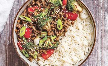 Beef Bulgogi Stir-Fry