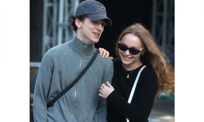 Timothée Chalamet and Lily-Rose Depp reignite romance one year after their breakup